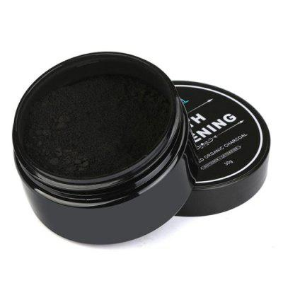 Teeth Whitening Powder Activated Charcoal Stain RemoverTooth Care<br>Teeth Whitening Powder Activated Charcoal Stain Remover<br><br>Package Contents: 1 x Teeth Whitening Powder<br>Package size (L x W x H): 10.00 x 10.00 x 8.00 cm / 3.94 x 3.94 x 3.15 inches<br>Package weight: 0.0620 kg<br>Product size (L x W x H): 9.00 x 9.00 x 7.00 cm / 3.54 x 3.54 x 2.76 inches<br>Product weight: 0.0300 kg