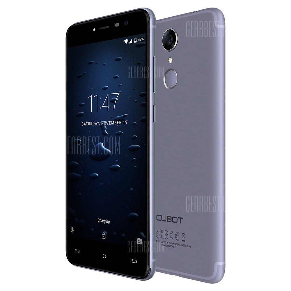 Cubot Note Plus 3GB+32GB