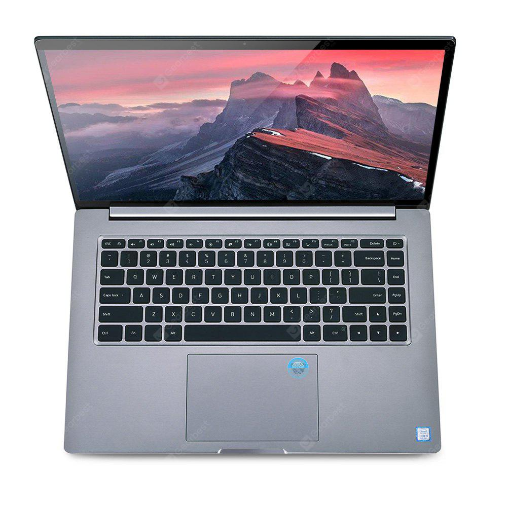 Xiaomi Mi Notebook Pro Fingerprint Recognition - DEEP GRAY CORE I5 8GB + 256GB