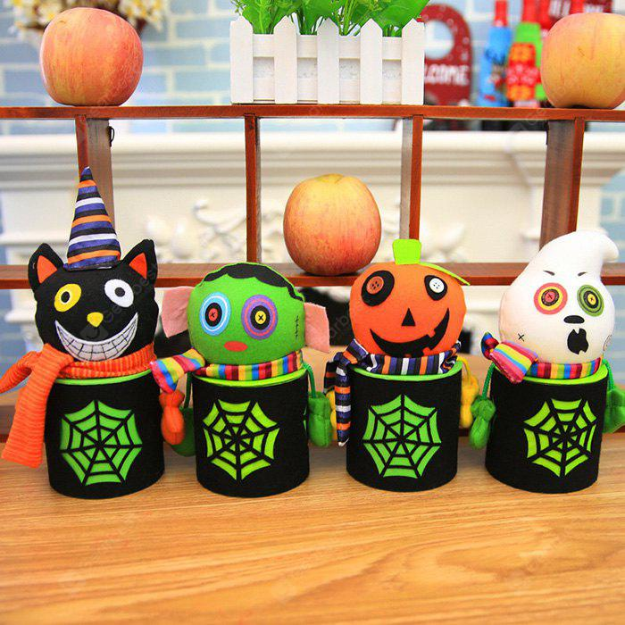 COLORMIX MCYH YH598 Halloween Candy Cans for Kids Gift 1PC