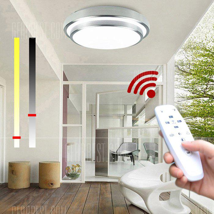 Led Ceiling Lights Change Color Temperature Ceiling Lamp 20W Smart Remote Control Dimmable Bedroom Living Room