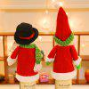 Buy Christmas Home Decorative Ornaments Wine Bottle Cover COLORMIX