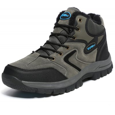 Plus Size Outdoor Hiking Sports Shoes for MenAthletic Shoes<br>Plus Size Outdoor Hiking Sports Shoes for Men<br><br>Closure Type: Lace-Up<br>Contents: 1 x Pair of Shoes<br>Function: Slip Resistant<br>Materials: Rubber, Genuine Leather<br>Occasion: Casual, Daily<br>Outsole Material: Rubber<br>Package Size ( L x W x H ): 33.00 x 22.00 x 11.00 cm / 12.99 x 8.66 x 4.33 inches<br>Package Weights: 0.95kg<br>Seasons: Winter<br>Style: Comfortable, Casual<br>Type: Hiking Shoes<br>Upper Material: Genuine Leather