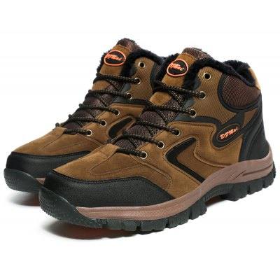 Plus Size Outdoor Hiking Sports Shoes for Men