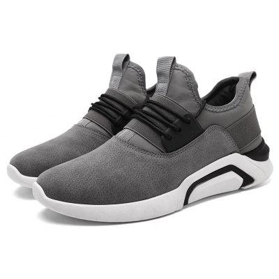 Male Sports Leisure Running Anti-skid Shoes