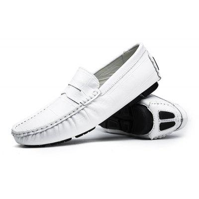Male Soft Block Plus Size Casual Loafer Oxford ShoesMen's Oxford<br>Male Soft Block Plus Size Casual Loafer Oxford Shoes<br><br>Closure Type: Slip-On<br>Contents: 1 x Pair of Shoes, 1 x Box<br>Function: Slip Resistant<br>Materials: Leather, Rubber<br>Occasion: Tea Party, Shopping, Party, Office, Holiday, Formal, Dress, Daily, Casual<br>Outsole Material: Rubber<br>Package Size ( L x W x H ): 31.00 x 20.00 x 13.00 cm / 12.2 x 7.87 x 5.12 inches<br>Package Weights: 0.80kg<br>Pattern Type: Solid<br>Seasons: Autumn,Spring<br>Style: Modern, Leisure, Formal, Fashion, Comfortable, Casual, Business<br>Toe Shape: Round Toe<br>Type: Casual Leather Shoes<br>Upper Material: Leather