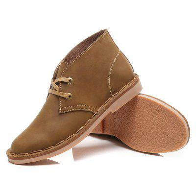 Male Business Casual Trendy Soft Nostalgic Martin BootsMens Boots<br>Male Business Casual Trendy Soft Nostalgic Martin Boots<br><br>Closure Type: Lace-Up<br>Contents: 1 x Pair of Shoes, 1 x Box, 1 x Dustproof Paper<br>Function: Slip Resistant<br>Materials: Leather, TPR<br>Occasion: Tea Party, Shopping, Party, Office, Holiday, Formal, Dress, Daily, Casual<br>Outsole Material: TPR<br>Package Size ( L x W x H ): 33.00 x 22.00 x 11.00 cm / 12.99 x 8.66 x 4.33 inches<br>Package Weights: 0.95kg<br>Pattern Type: Solid<br>Seasons: Autumn,Spring<br>Style: Modern, Leisure, Formal, Fashion, Comfortable, Casual, Business<br>Toe Shape: Round Toe<br>Type: Boots<br>Upper Material: Leather