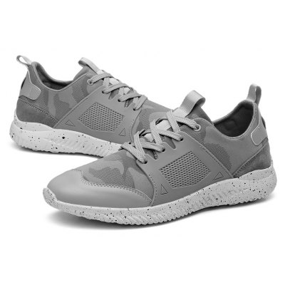 CENTURY COOL SITES Breathable Camouflage SneakersMen's Sneakers<br>CENTURY COOL SITES Breathable Camouflage Sneakers<br><br>Closure Type: Lace-Up<br>Contents: 1 x Pair of Sneakers<br>Materials: Rubber, Microfiber<br>Outsole Material: Rubber<br>Package Size ( L x W x H ): 30.00 x 18.00 x 12.00 cm / 11.81 x 7.09 x 4.72 inches<br>Package Weights: 0.8000kg<br>Pattern Type: Floral<br>Product Weights: 0.6500kg<br>Seasons: Autumn,Spring<br>Style: Comfortable, Leisure<br>Toe Shape: Round Toe<br>Type: Sports Shoes<br>Upper Material: Cloth,Microfiber