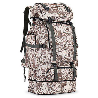 EVEVEME 0086 Water-resistant Nylon Climb Backpack