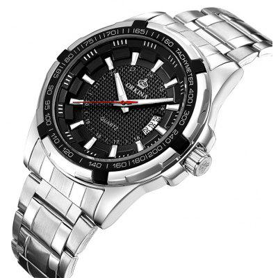 MG.ORKINA PO025 Stainless Steel Men Watch