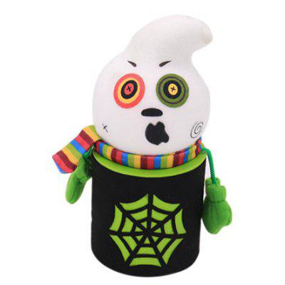 Buy MULTI Halloween Cartoon Decorative Gifts Container Candy Jar for $4.74 in GearBest store