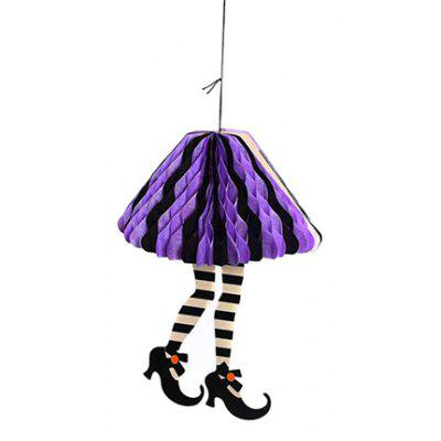Buy MULTI Creative Decorative Shoes Pattern Hanging Pendant for $2.92 in GearBest store