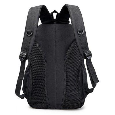 Men Trendy Outdoor Water-resistant BackpackBackpacks<br>Men Trendy Outdoor Water-resistant Backpack<br><br>Features: Wearable<br>Gender: Men<br>Material: Oxford Fabric<br>Package Size(L x W x H): 31.00 x 5.00 x 47.00 cm / 12.2 x 1.97 x 18.5 inches<br>Package weight: 0.6200 kg<br>Packing List: 1 x Backpack<br>Product weight: 0.6000 kg<br>Style: Casual, Fashion<br>Type: Backpacks
