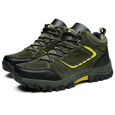 Männer Outdoor Simple Lace-up Suede Athletic Schuhe