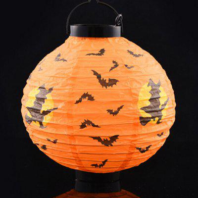 Buy MULTI Halloween Creative Decorative Luminous Portative Lantern for $2.03 in GearBest store