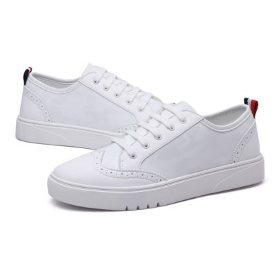 Masculino Breathable Soft Clássico Casual Skateboarding Shoes