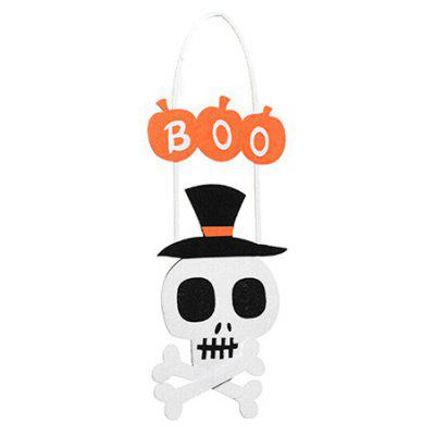 Buy MULTI Creative Cartoon Halloween Decorative Hanging Pendant for $2.52 in GearBest store