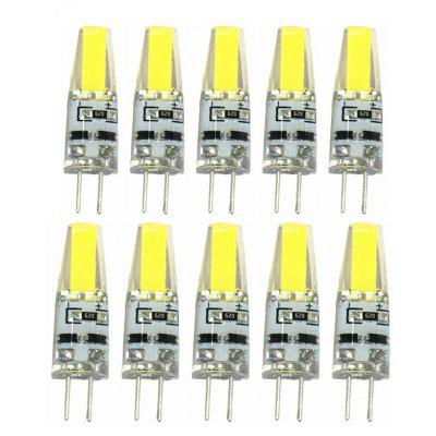 OMTO G4 2W 250lm COB 1505 DC12V LED Light Bulb 10PCS