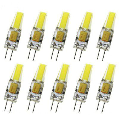 OMTO G4 2W 250lm 12V COB 1505 LED Light Bulb 10PCS