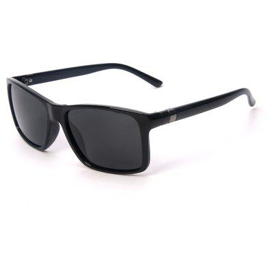 TOMYE P107 Male Trendy Polarized Box Sunglasses