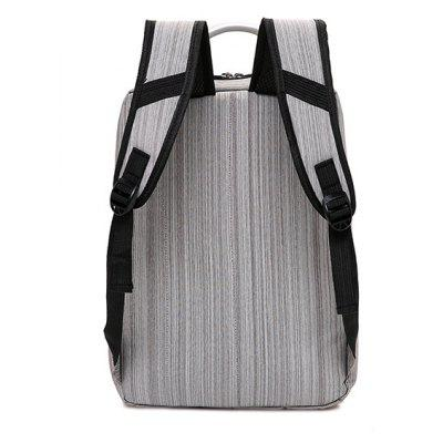 Trendy Large-capacity Backpack for MenBackpacks<br>Trendy Large-capacity Backpack for Men<br><br>Features: Wearable<br>For: Daily Use, Shopping<br>Gender: Men<br>Material: Nylon<br>Package Size(L x W x H): 30.00 x 5.00 x 41.00 cm / 11.81 x 1.97 x 16.14 inches<br>Package weight: 0.6700 kg<br>Packing List: 1 x Backpack<br>Product Size(L x W x H): 29.00 x 13.00 x 40.00 cm / 11.42 x 5.12 x 15.75 inches<br>Product weight: 0.6500 kg<br>Style: Fashion, Casual<br>Type: Backpacks