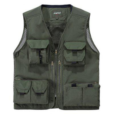 Jeep Rich Outdoor Quick-dry Vest
