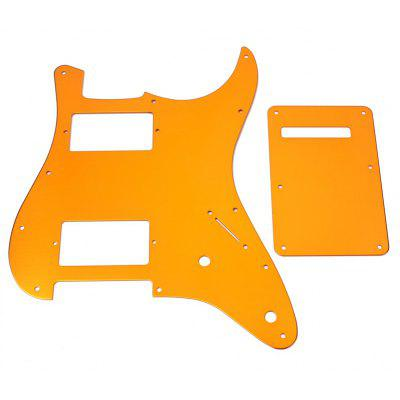 Pickguard and Back Cover for Guitar 2pcs