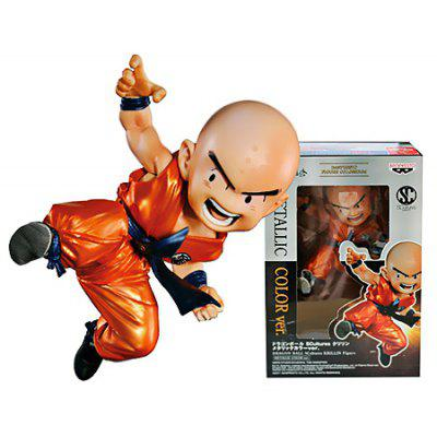 Brinquedo Decorativo Personagem Careca