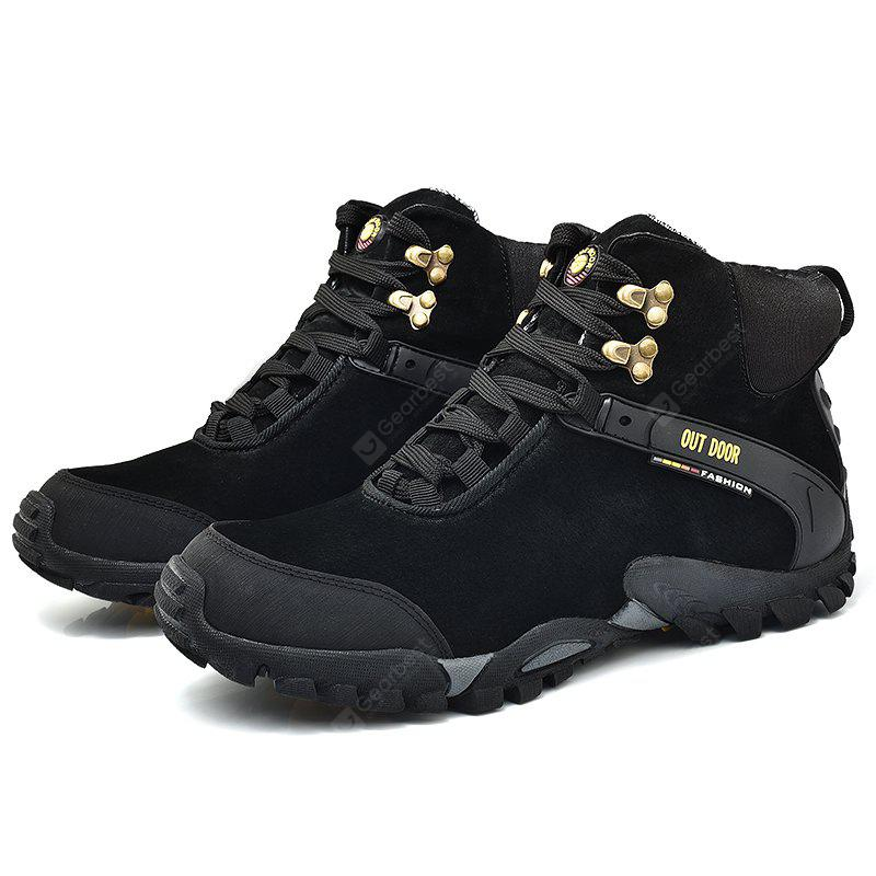 High Top Leisure Hiking Outdoor Shoes for Men cheap sale geniue stockist RYAXM5HzA