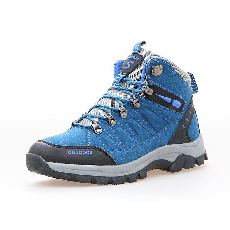 ROYAL 44 Lace-up Outdoor Hiking Shoes for Men