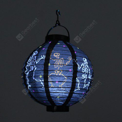 MULTI Halloween Creative Decorative Luminous Portative Lantern