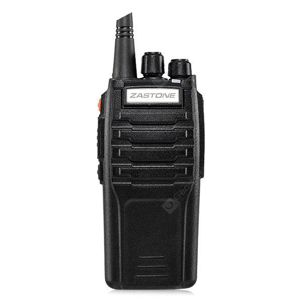 zastone A9 Wireless Handheld Walkie Talkie US BLACK