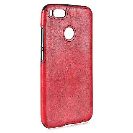 RED TPU Shock-proof Phone Case for Xiaomi Mi 5X
