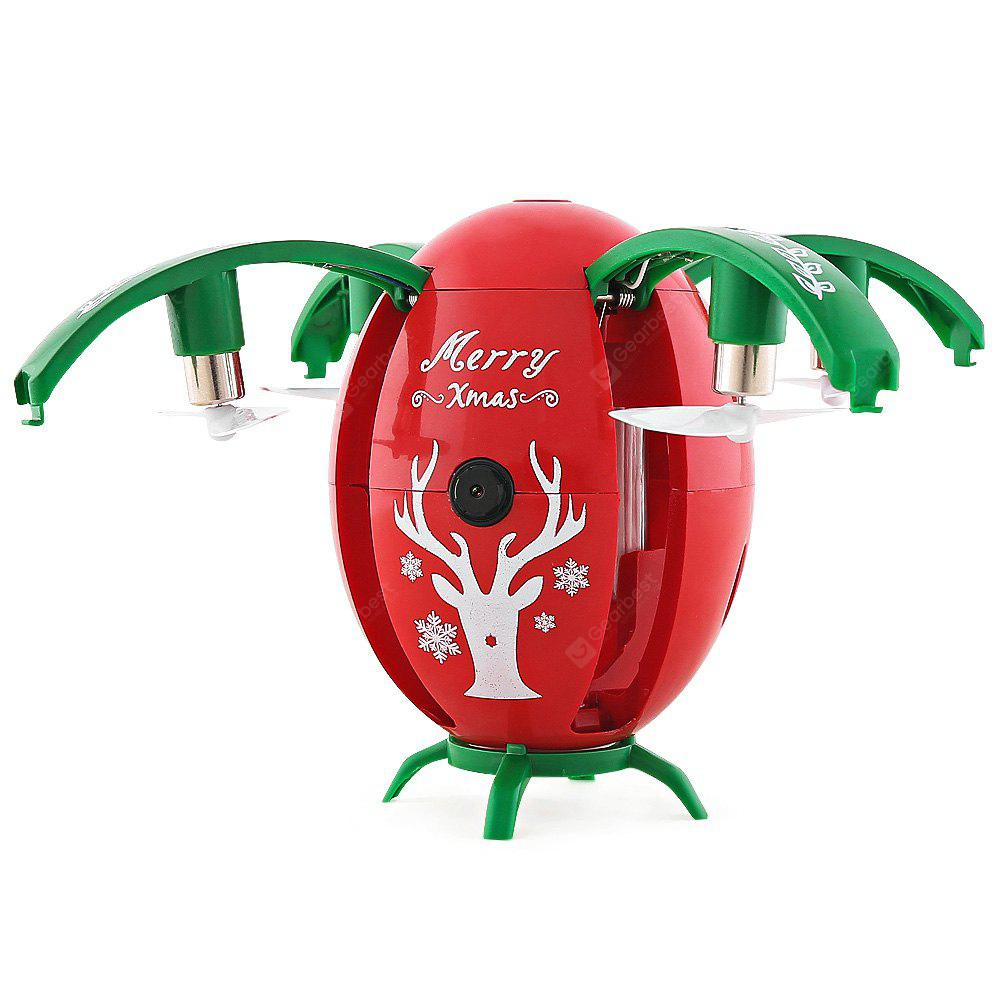 JJRC H66 X-MAS EGG Foldable Micro RC Quadcopter - RTF