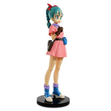 Personagem de desenho animado BULMA Toy for Decoration
