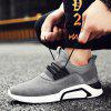 Male Sports Leisure Running Anti-skid Shoes - GRAY