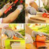 Pair of Professional Anti-skid Protective Gloves - GRAY