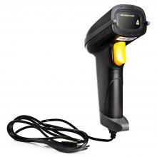 YUNEW A5L Wired Handheld USB Interface Barcode Scanner