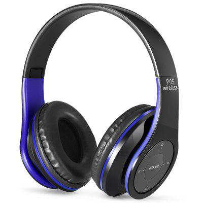 P05 New Style Folded Wireless Stereo Bluetooth Headset