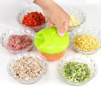 Multifunctional Kitchen Manual Food Chopper ShredderOthers<br>Multifunctional Kitchen Manual Food Chopper Shredder<br><br>Material: ABS, Stainless Steel<br>Package Contents: 1 x Food Chopper<br>Package size (L x W x H): 13.00 x 10.00 x 10.00 cm / 5.12 x 3.94 x 3.94 inches<br>Package weight: 0.2900 kg<br>Product size (L x W x H): 8.50 x 12.50 x 8.00 cm / 3.35 x 4.92 x 3.15 inches<br>Product weight: 0.2300 kg<br>Type: Other Kitchen Accessories
