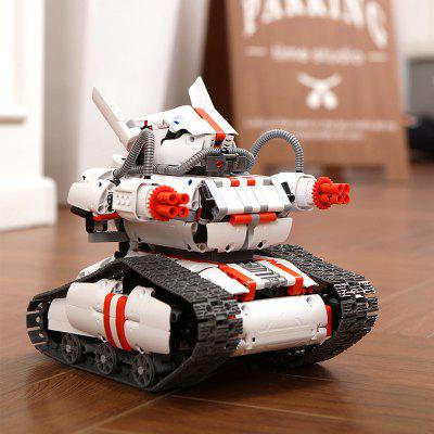Xiaomi Mi Bunny Robot Building Block Toy SetRC Robot<br>Xiaomi Mi Bunny Robot Building Block Toy Set<br><br>Age: Above 8 years old<br>Brand: Xiaomi<br>Features: IR Remote Control<br>Material: Plastic<br>Package Contents: 1 x Set of Building Blocks<br>Package size (L x W x H): 38.00 x 32.00 x 9.50 cm / 14.96 x 12.6 x 3.74 inches<br>Package weight: 3.0000 kg<br>Product size (L x W x H): 23.44 x 19.80 x 22.90 cm / 9.23 x 7.8 x 9.02 inches<br>Product weight: 2.0000 kg<br>Transmitter Power: Built-in rechargeable battery