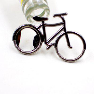 Multifunctional Bike Shape Alloy Beer Bottle Opener