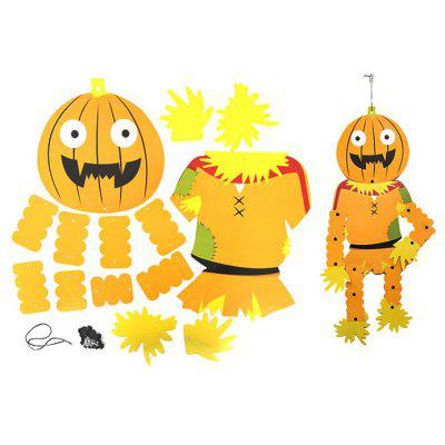 Buy COLORMIX DIY Creative Halloween Paper Decorative Pendant for $13.40 in GearBest store