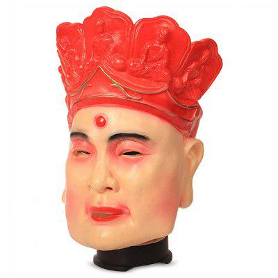 Tang Monk Mask Party Props para Costume Cosplay