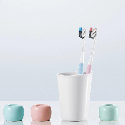 Xiaomi DOCTOR·B Deep Cleaning Toothbrush 1pcTooth Care<br>Xiaomi DOCTOR·B Deep Cleaning Toothbrush 1pc<br><br>Brand: Xiaomi<br>Package Contents: 1 x Toothbrush<br>Package size (L x W x H): 20.00 x 3.00 x 3.00 cm / 7.87 x 1.18 x 1.18 inches<br>Package weight: 0.0300 kg<br>Product size (L x W x H): 18.50 x 1.13 x 1.71 cm / 7.28 x 0.44 x 0.67 inches<br>Product weight: 0.0110 kg