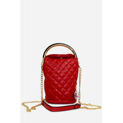 Fashion Simple Bucket Crossbody BagHandbags<br>Fashion Simple Bucket Crossbody Bag<br><br>Features: Wearable<br>For: Daily Use, Shopping<br>Gender: Women<br>Material: PU<br>Package Size(L x W x H): 14.00 x 4.00 x 23.00 cm / 5.51 x 1.57 x 9.06 inches<br>Package weight: 0.4600 kg<br>Packing List: 1 x Crossbody Bag<br>Product Size(L x W x H): 13.00 x 9.00 x 21.00 cm / 5.12 x 3.54 x 8.27 inches<br>Product weight: 0.4500 kg<br>Style: Fashion, Casual<br>Type: Shoulder bag