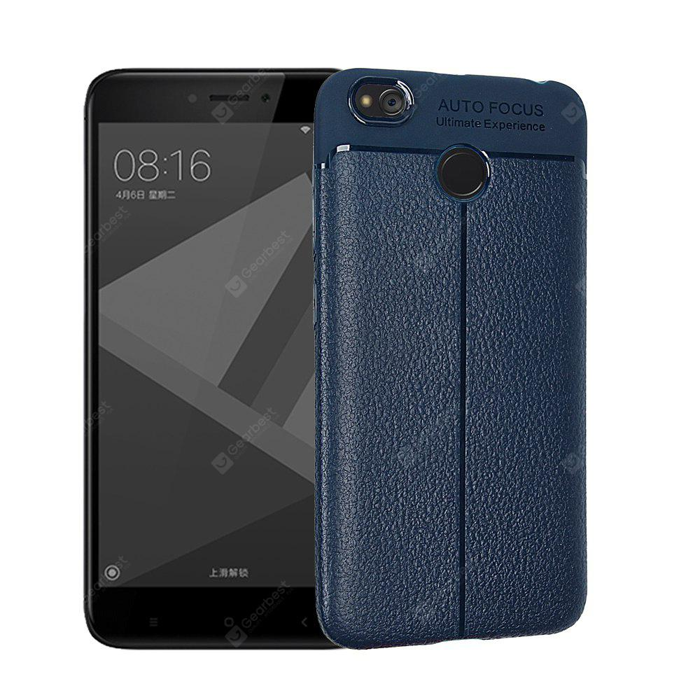 Buy Luanke Shatter-proof Durable Cover Xiaomi Redmi 4X CADETBLUE