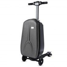 Onebot L2 Electric Suitcase Scooter 5.2Ah Battery EU / US Plug - BLACK