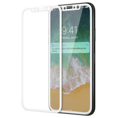 3D Tempered Glass Screen Protective Film for iPhone X