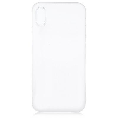 USAMS Ultra-thin PP Phone Case for iPhone X Slim Cover